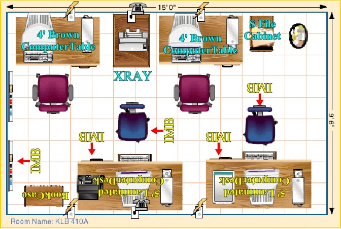 X ray facility layout klb 410a furniture amenities for X ray room design